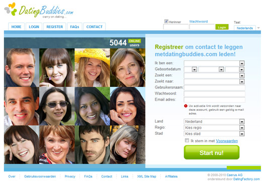 dutch dating service Comparing all dating sites can be which dating website offers the best service and targeting.