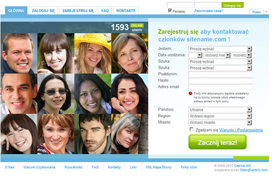 Dating sites in poland