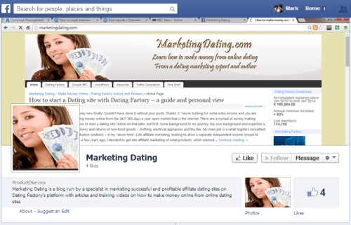 Best profile for dating websites