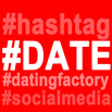 Using Hashtags for Online Dating Social Media