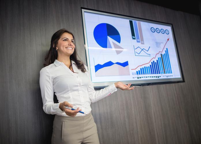 Online dating business presentation
