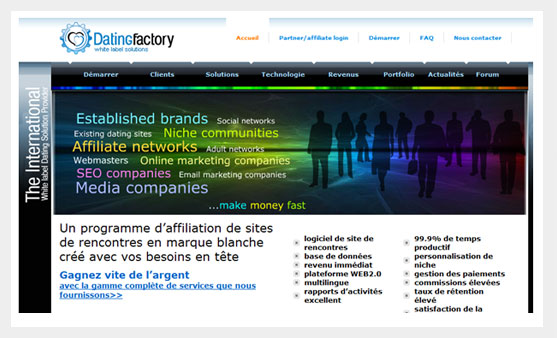 dating factory france Website for polish girls, women, men and employers.