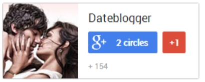 Dateblogger Google Plus