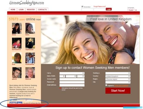 Women seeking Men